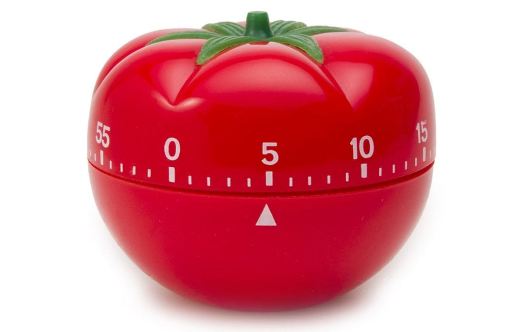 Så jobbar du bättre med en tomat