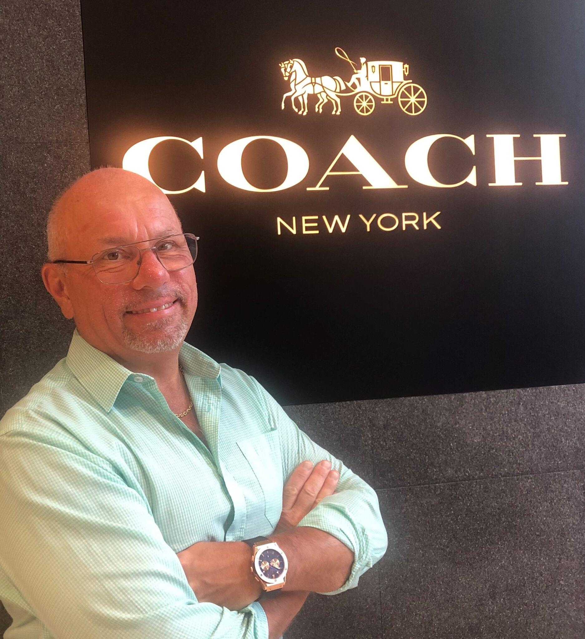 Johan Dahl coach