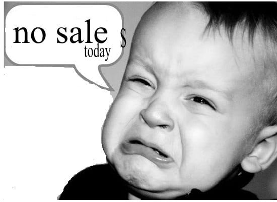 3 vanliga hinder som gör att försäljningen inte lyfter